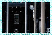 Какую душевую кабину выбрать? Открытую или моноблок?