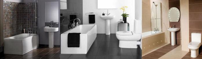 дизайн ванной и туалета