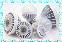 Светодиодные лампы для ванной комнаты – экономия и функциональность
