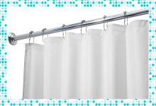 Разновидности штор для ванной комнаты и почему текстиль – выгоднее?