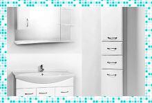Мебель для ванной комнаты Акваль – лидер среди белорусских производителей