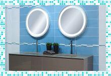Интерьер ванной комнаты с помощью итальянской плитки