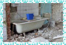 Перепланировка ванной комнаты и санузла: правила работы