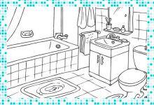 Проектируем эргономичную ванную комнату по стандартным размерам
