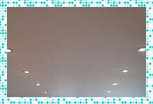 Какой материал выбрать для потолка ванной комнаты?
