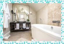 Как оптимально использовать пространство в ванной комнате?