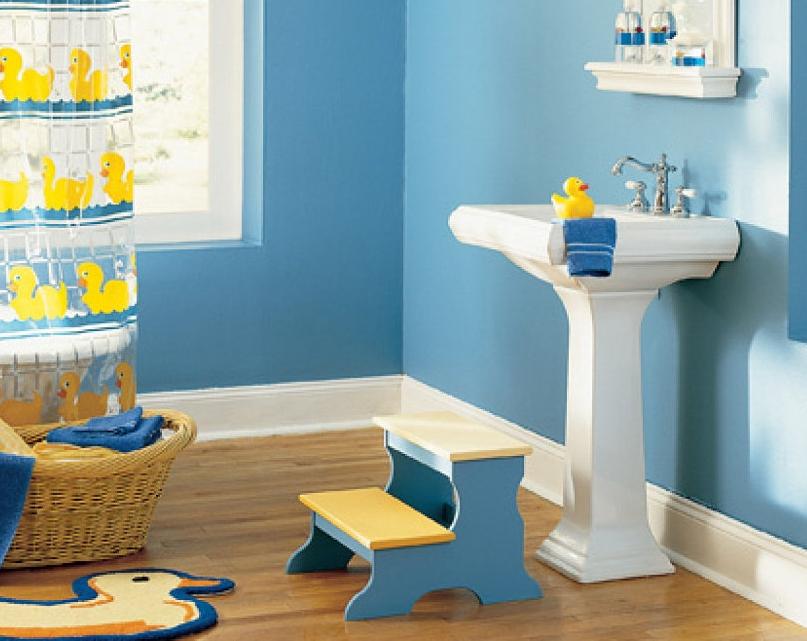 детская скамейка ванная