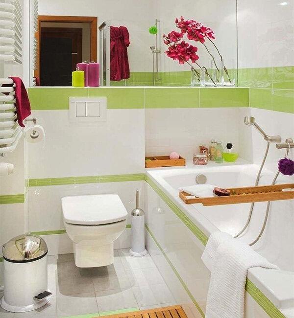 Маленькая ванная комната идеи дизайна