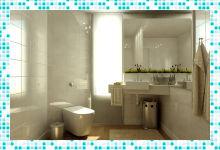 Интересные примеры ремонта ванной комнаты