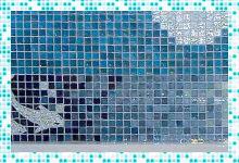 Как создать оригинальный интерьер в ванной с помощью панно?