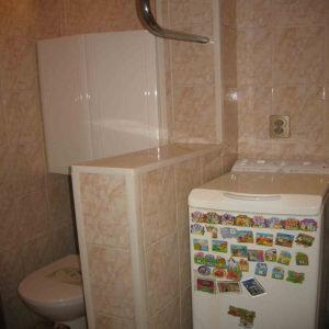 перегородка ванная с уголками