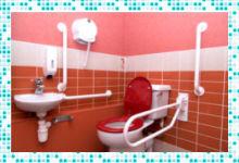 На что обратить внимание при выборе поручня для ванной?