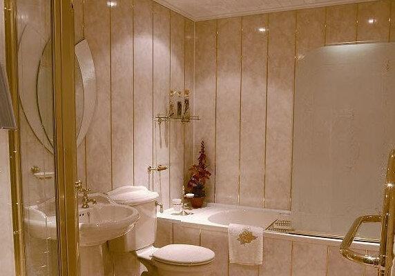 мдф панели ванная
