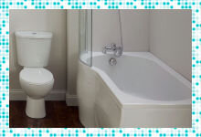 Какая плитка идеально подходит для ванной