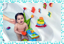 Стоит ли покупать детский стульчик для ванной?