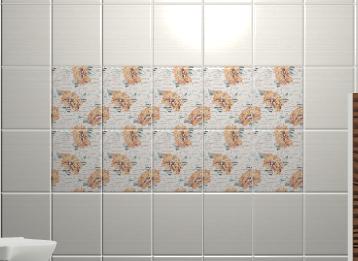 Плитка для стен и декоративного панно