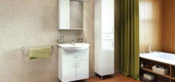 Колонка для ванной комнаты: функциональное решение  для современного интерьера